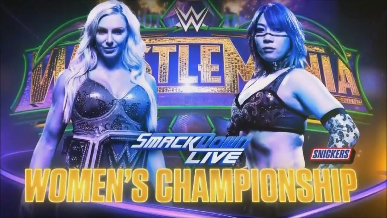 Asuka's Streak Ends At WWE WrestleMania 34