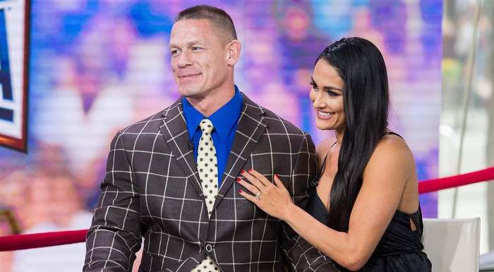 John Cena, Nikki Bella split weeks before their wedding