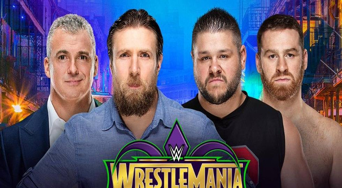 WWE's WrestleMania 34 Digital Tie-Ins: John Cena Snapchat Lens, AR Match Preview