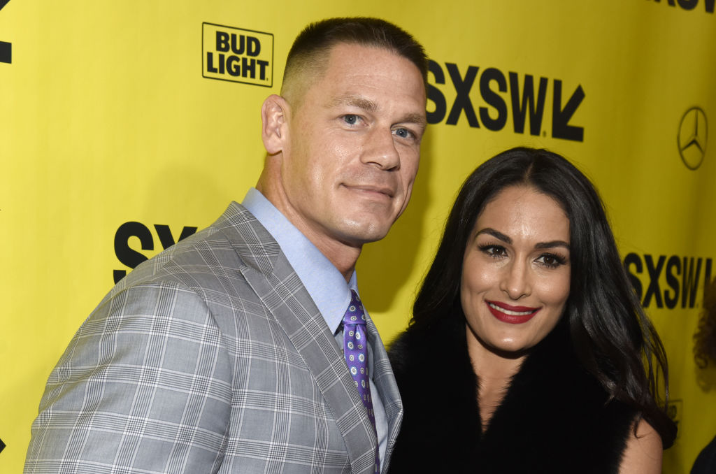 John Cena and Nikki Bella documented breakup