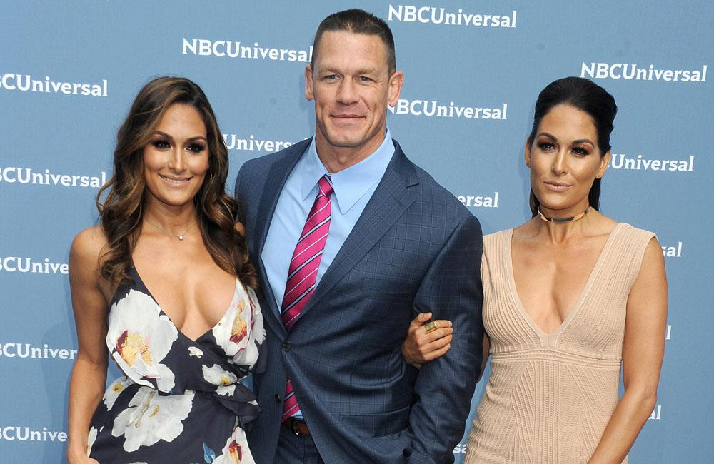 Brie Bella says she'll 'always love' John Cena