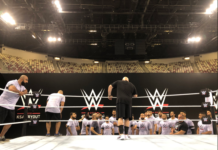 WWE Tryout