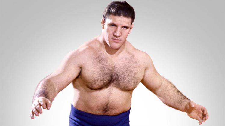 Wrestler Bruno Sammartino, 'the Italian Superman,' dies at 82