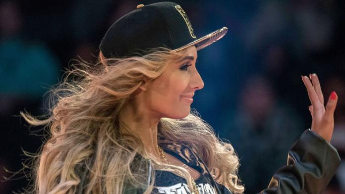 John Cena Rumor - Is He Dating Carmella-1122