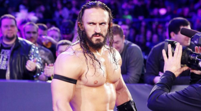 neville wwe contract update
