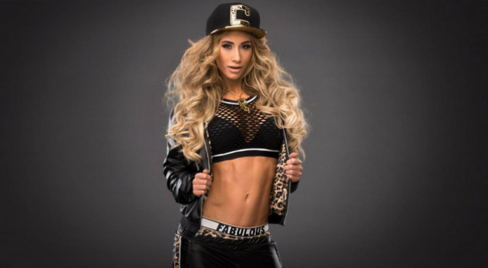 wwe carmella facts photos
