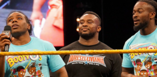 big e singles push new day split wwe