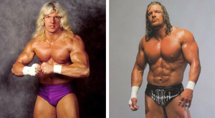 why wrestlers we their hair