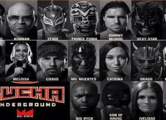 best lucha underground wrestlers