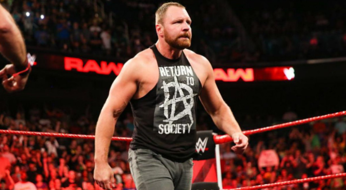 dean ambrose nearly died
