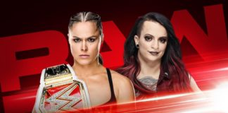 Monday Night Raw (10/1/2018)