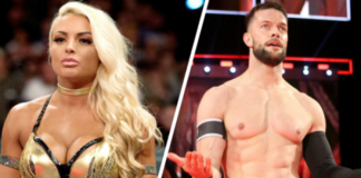Mandy Rose Finn Balor