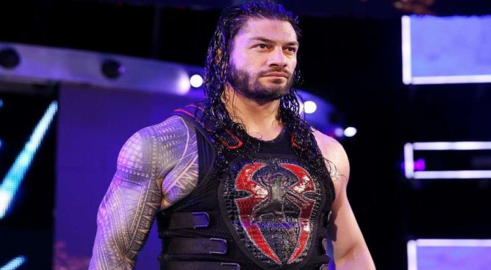 Roman Reigns To Address Leukemia Battle On WWE Raw This Monday