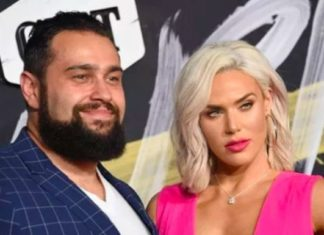 Lana and Rusev
