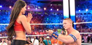 John Cena Proposing to Nikki Bella