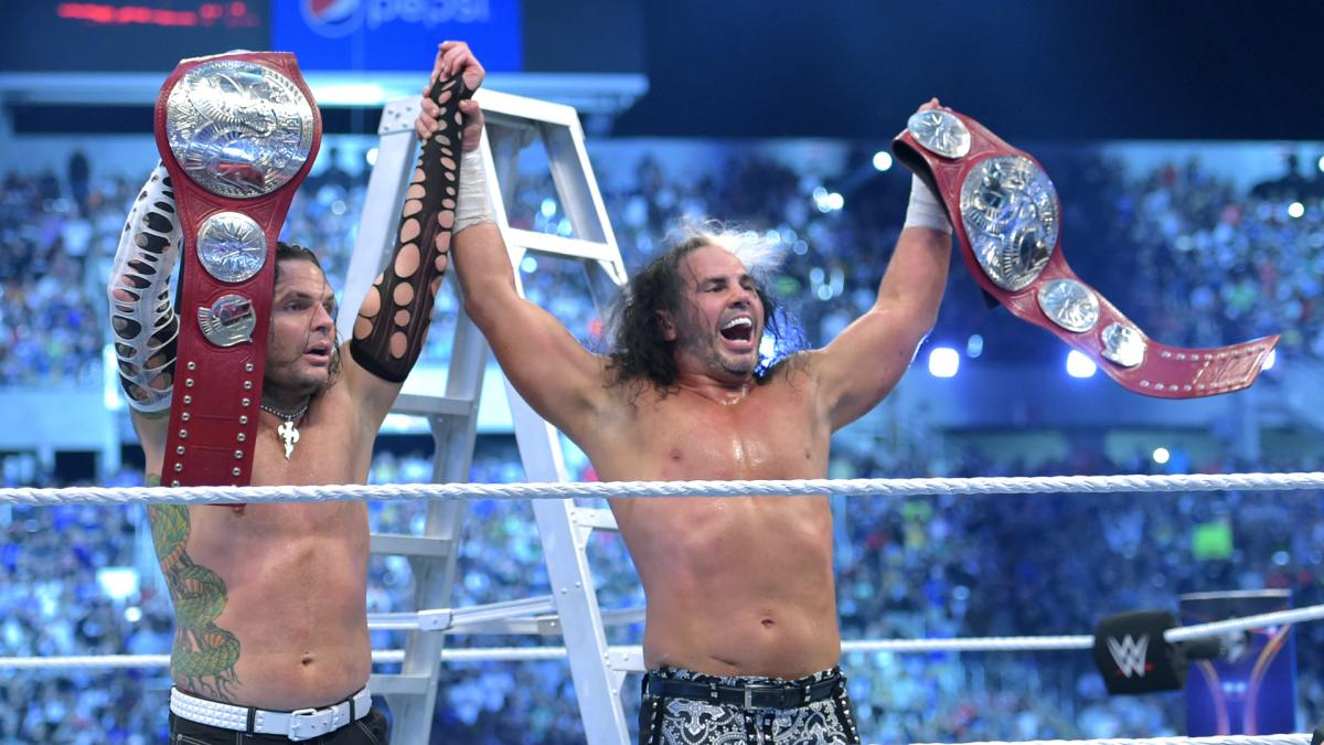 Matt & Jeff Hardy