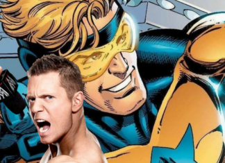 The Miz Booster Gold