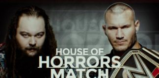 house of horrors match