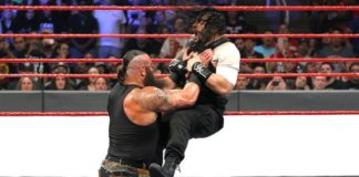 Roman Reigns & Braun Stroman