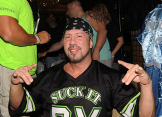 X-Pac Arrested