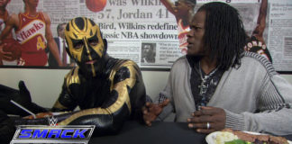 R-Truth and Goldust