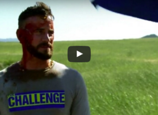 cm punk the challenge