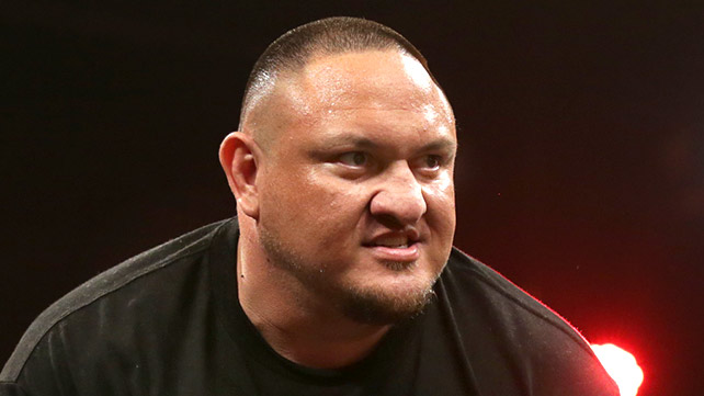 Samoa Joe return