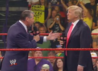 trump sells raw
