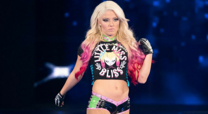 alexa bliss sexism