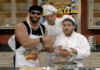 macho man cooking show
