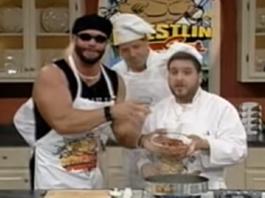 macho man cooking show
