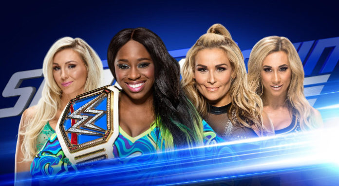 smackdown women's division