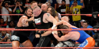 problems with the wwe