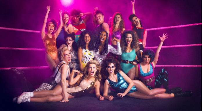 netflix glow second season