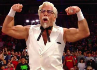shawn michaels colonel sanders summerslam