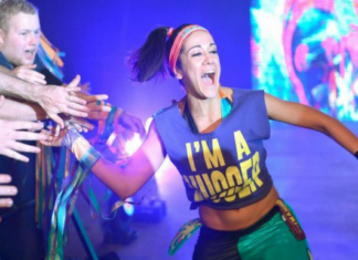 wwe bayley role model