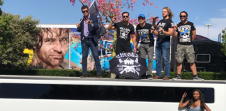 bullet club invades raw