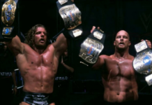 wwe forgotten tag team champions