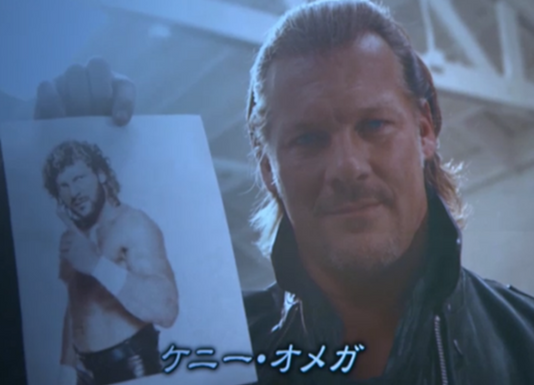 chris jericho vs. kenny omega