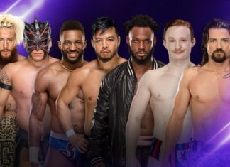 wwe 205 live special events
