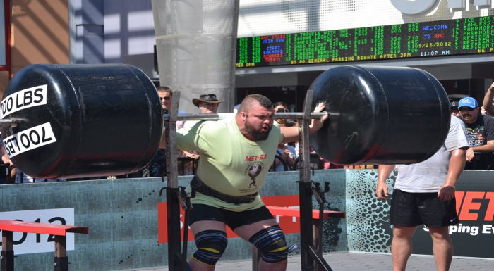 World S Strongest Man Eddie Hall Joining The Wwe