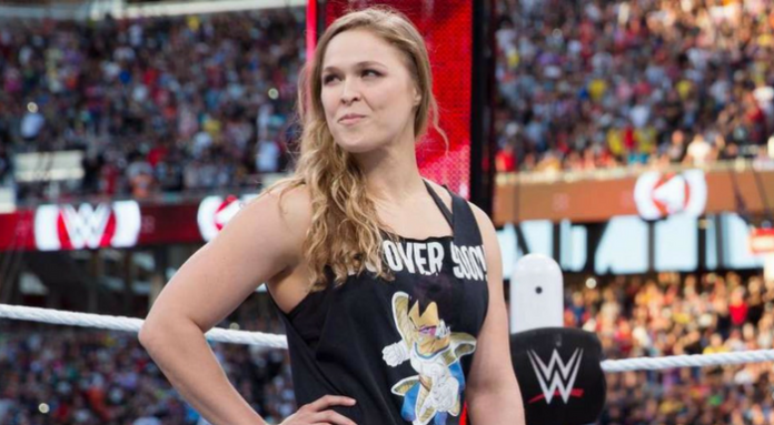 ronda rousey royal rumble