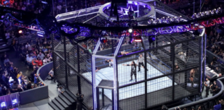 wwe women's elimination chamber