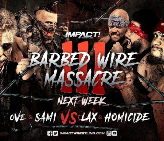 Barbed Wire Massacare