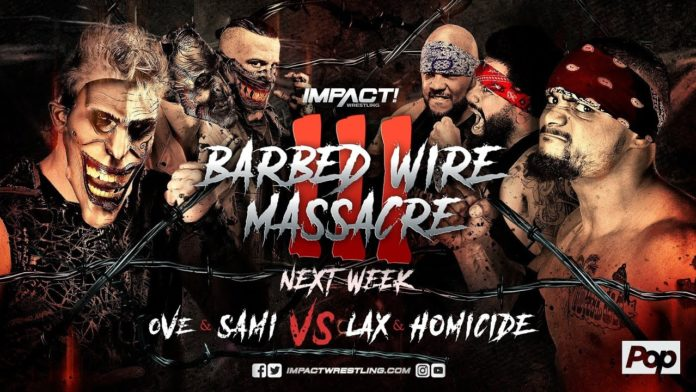 Barbed Wire Massacare
