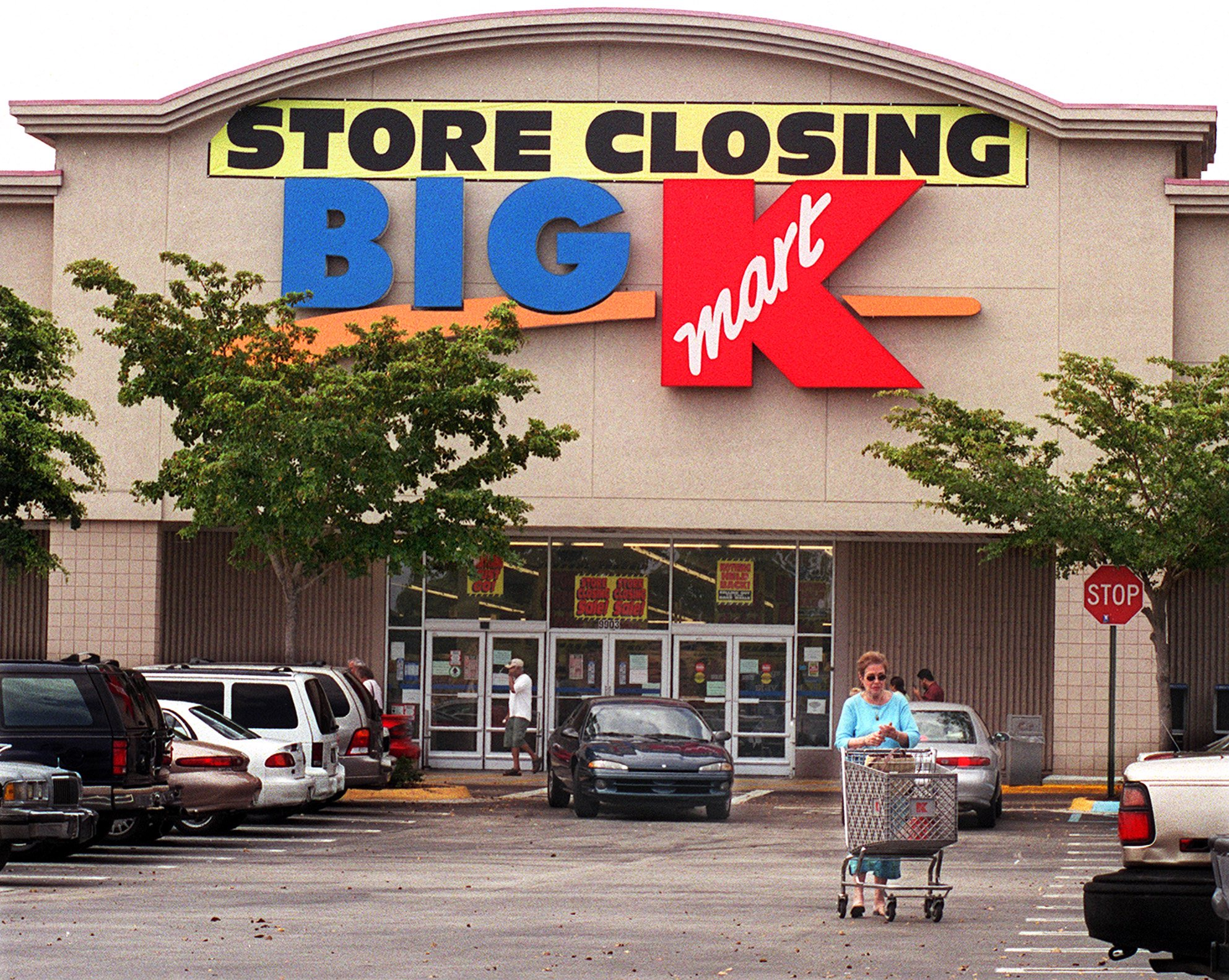 Retail-closures