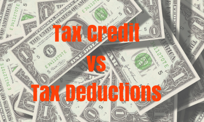 Tax Credit Vs Tax Deductions