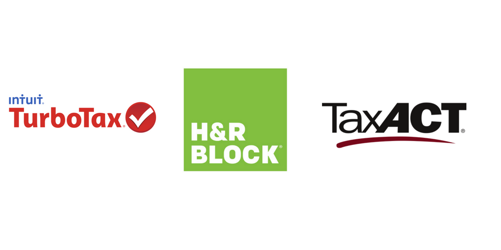 Turbo Tax vs H&R Block vs Tax Act