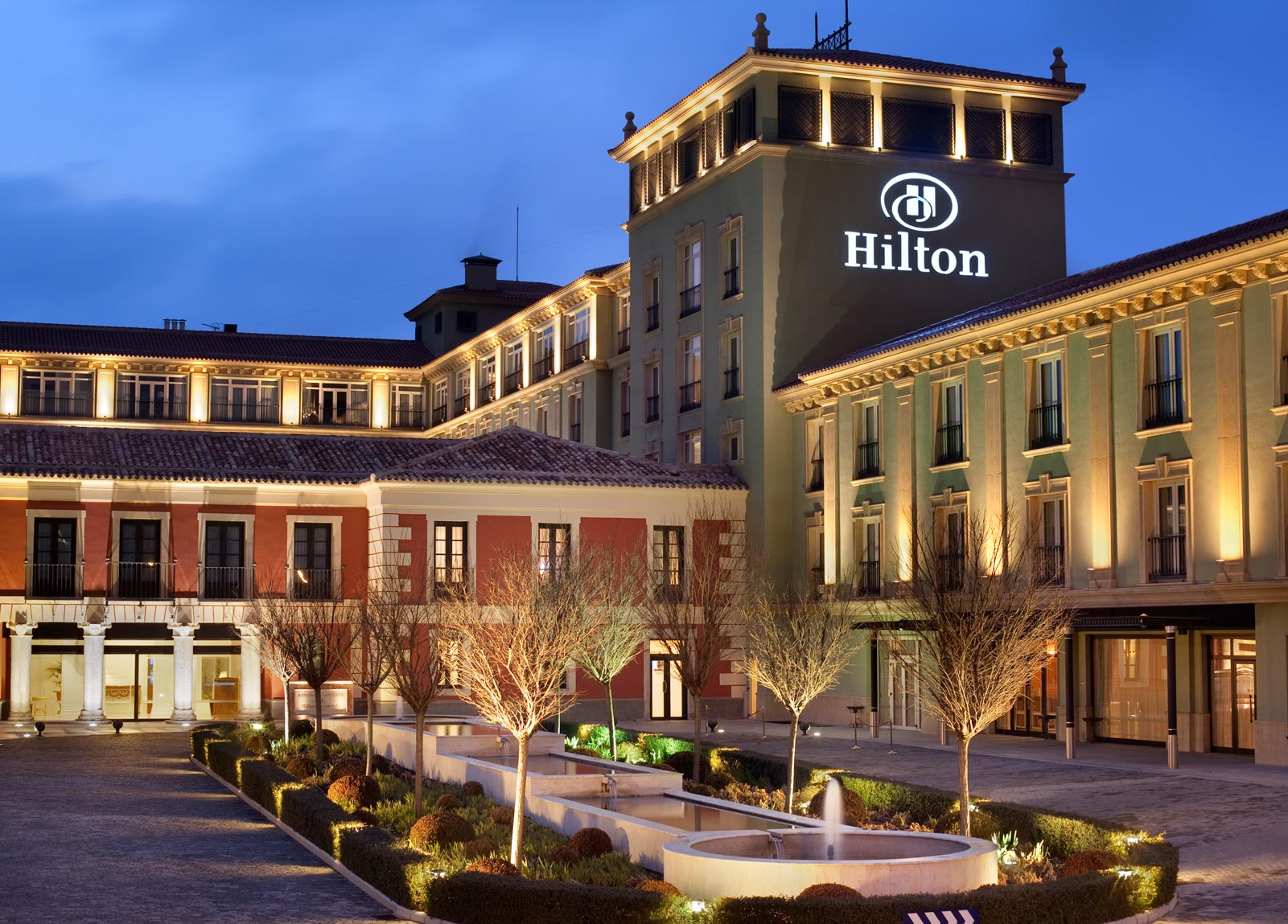 Hilton Worldwide Interview Questions