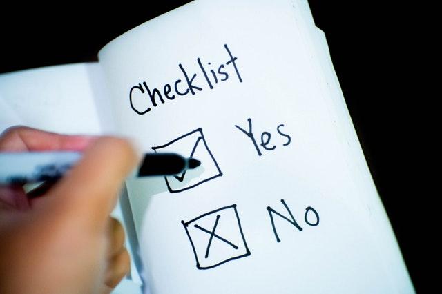 Tax Prep Checklist